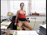 Bürofick mit Susana De Garcia