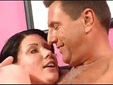 Fettes Mädchen poppt mit reifen Mann